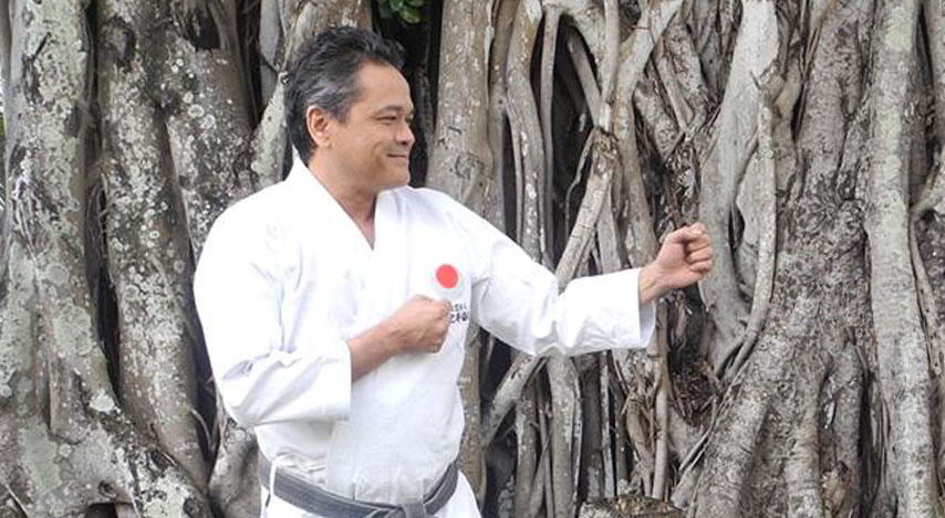 Dr Didier Samfat - Chairman of Japan Karate Association Mauritius